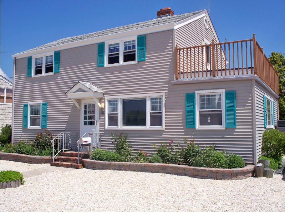 MyLBIBeachRental, 19 East Wyoming Avenue, Haven Beach, NJ 08008