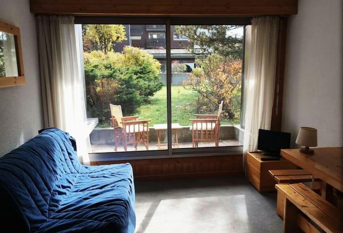 Lovely Studio in Chamonix City Centre - Chamonix-Mont-Blanc - Apartment