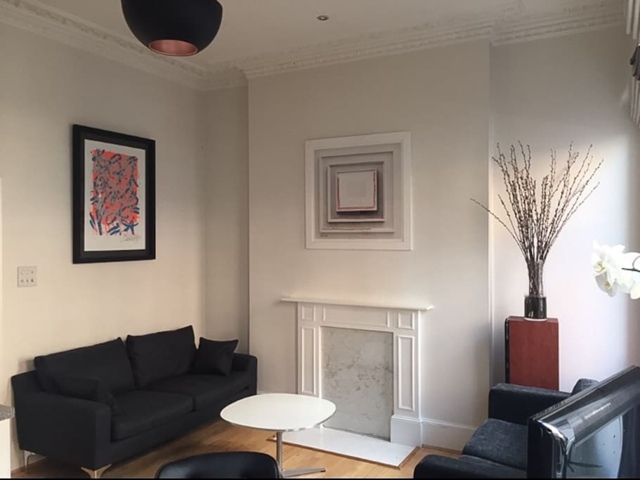 Bright 1 Bedroom Flat Central London Apartments For Rent In London United Kingdom