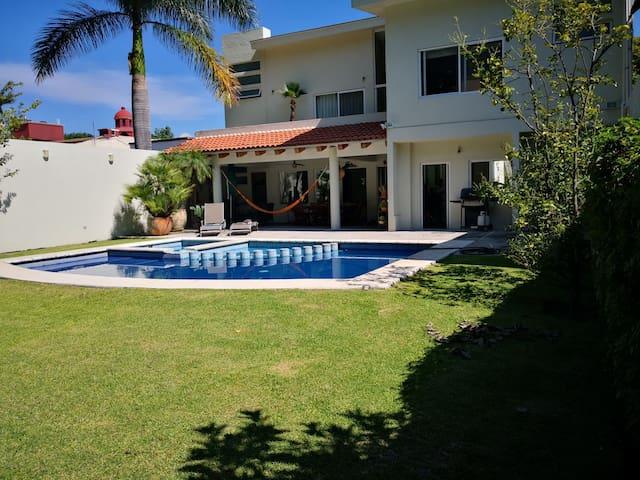 Casa en Hacienda Cocoyoc