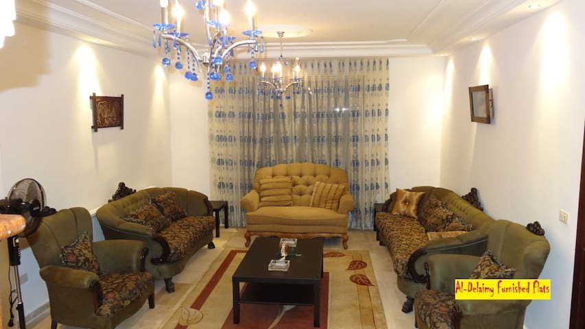 #8 Furnished flat for rent in Amman - Amman - Apartment