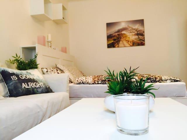Apartment Kristyna with balcony