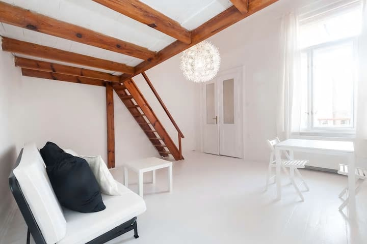 Fantastic Room next to the Old Town Square ツ - Praag - Appartement