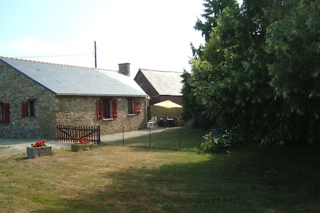 GITE Les Bruyères plainpied-wifi près Mt st Michel - Bazouges-la-Pérouse - Hus