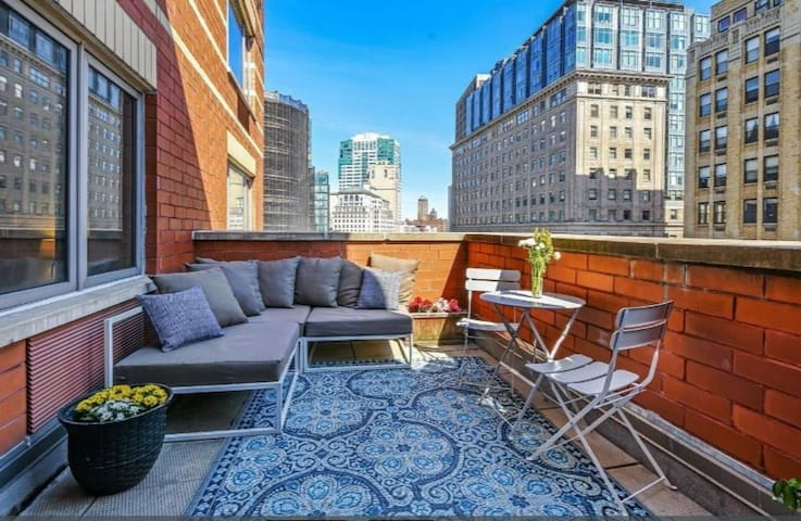 Downtown Brooklyn 1-BR loft - Brooklyn - Apartment