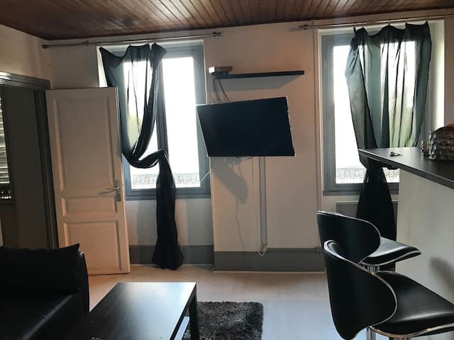 Appartement cosy proche Paris - Bougival - Appartamento