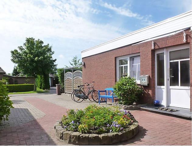 Ferienhaus Westermarsch ★★★★,Norddeich-Norden - Norden - Bungalow
