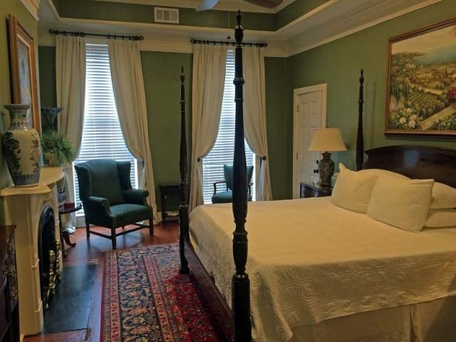 Wesley on Chatham Square - Savannah - Bed & Breakfast