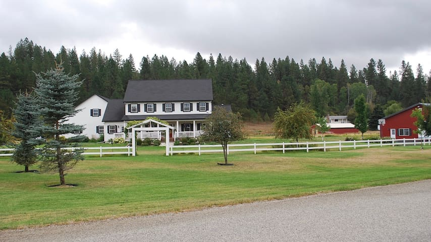 River Glen Farmhouse - Colbert - Pis