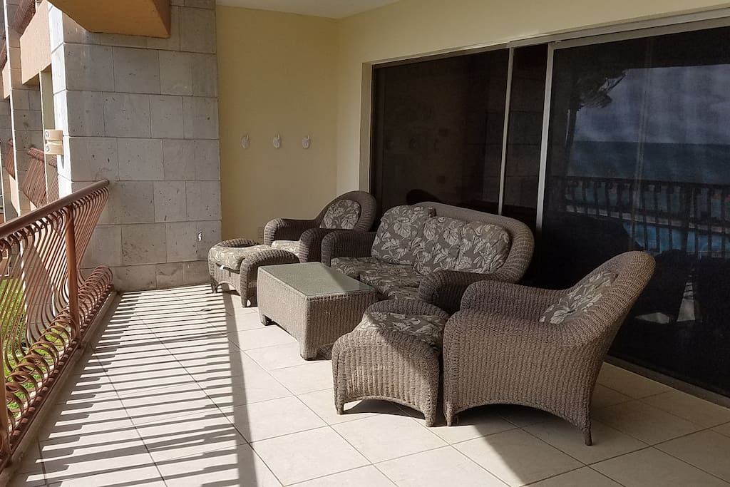 Super Large Patio