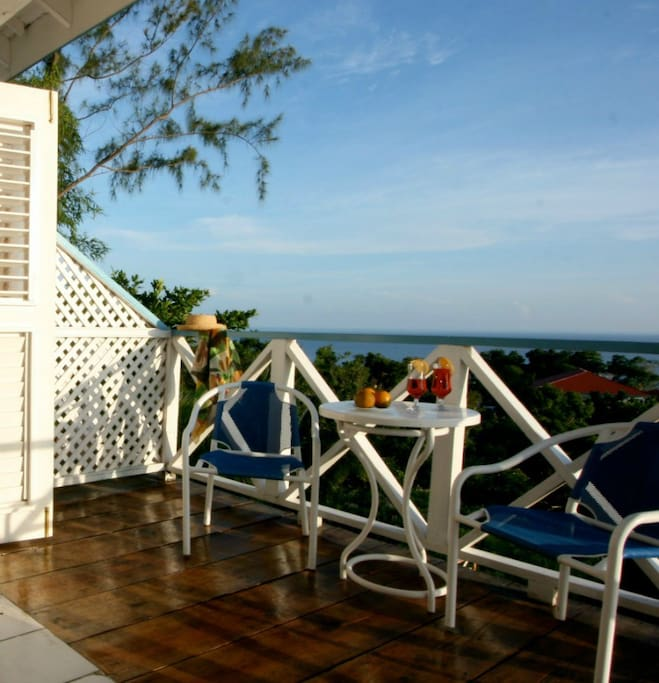 Deluxe Room Balcony with View