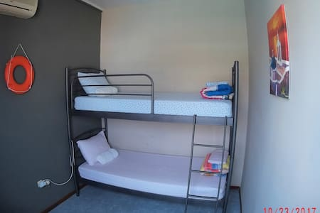 your comfortable bunk bed