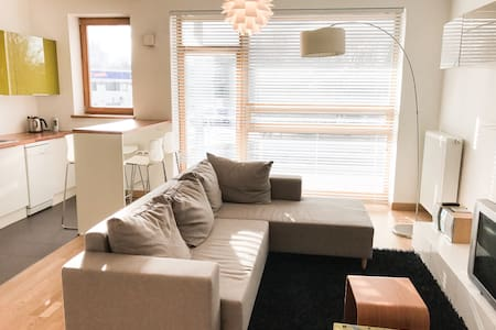 Brand NEW 2 bedroom apartment in residential area - Rīga - Apartment