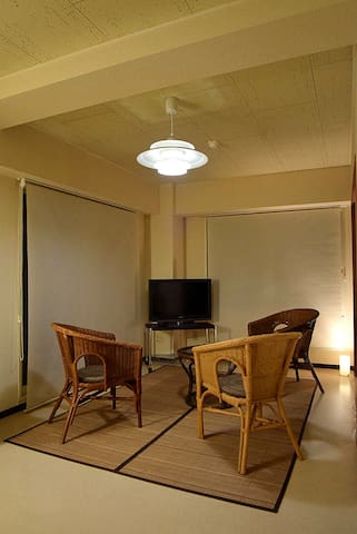Mt Hakodate View/Bay Area 8min/by Tram 3min/WiFi - Hakodate-shi - Appartement