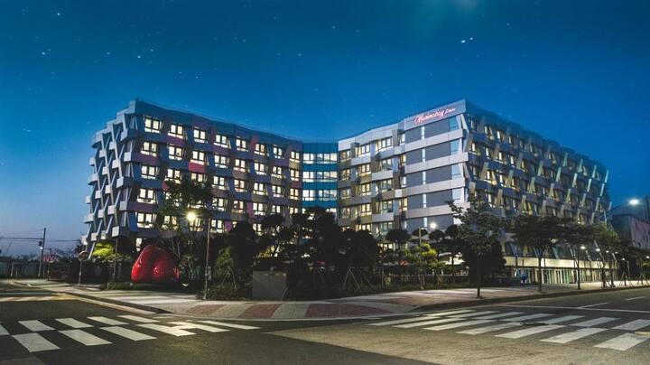 Joyang-dong, Sokcho-si#속초마리나베이#설악산#한달살기#방역#좋은위치#야경