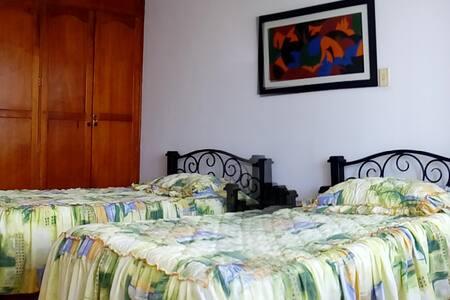 Habitacion #4 en zona centro - Roldanillo