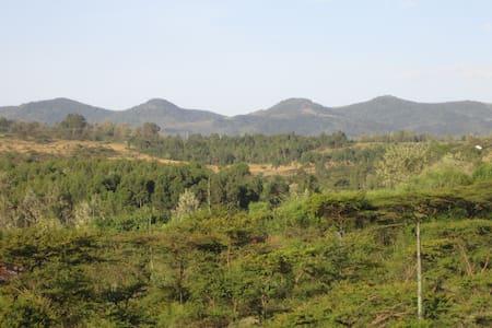 Nkoroi Sanctuary. Comfort in Kenya - Villa