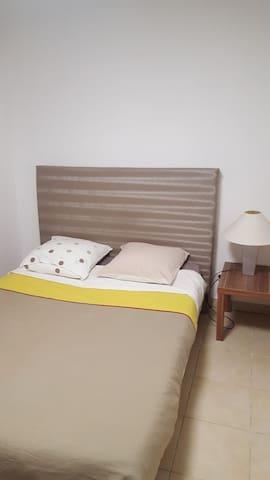 appartement  climatisé  à juvignac