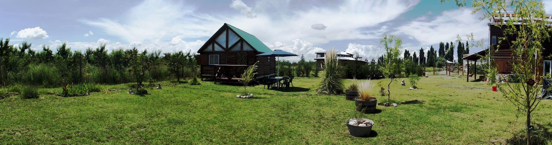 Cabaña Mamüll