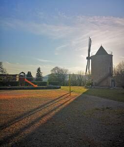 Maison du moulin vallon pont d'arc