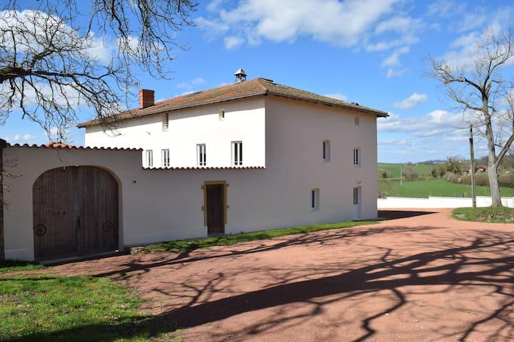 Domaine de Thelis, maisondudomaine
