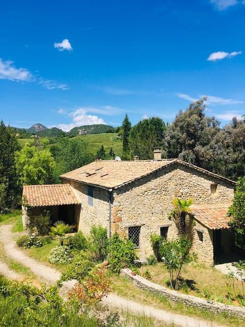 Mas Provençal en Drôme