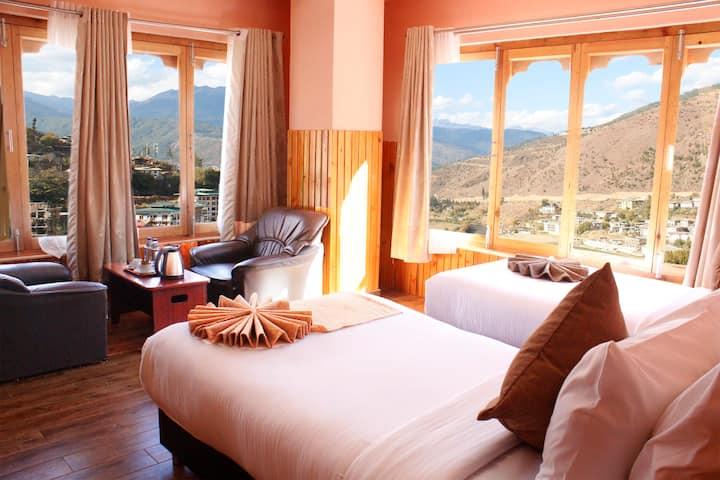 Hotel Oro Villa - Room 202 is standard double room