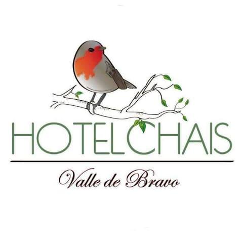Hotel Chais, Valle de Bravo
