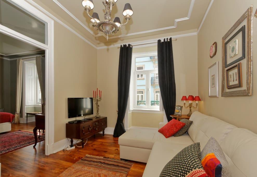 Living Room - Sala
