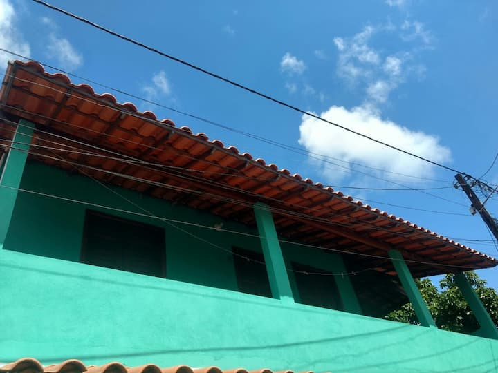 Casa espaçosa na Ilha de Boipeba