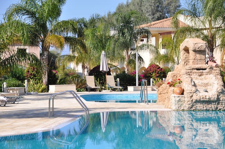 Luxury 2 Bed Apartment In Aphrodite Sands-Mandria