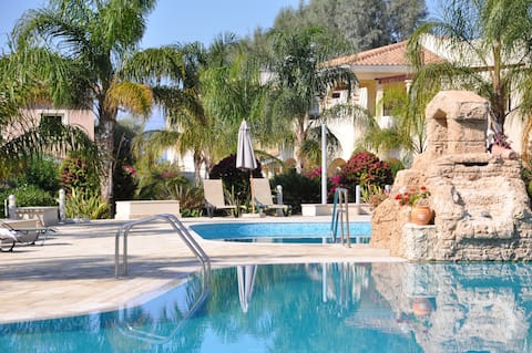 Luxusný 2-lôžkový apartmán v Afrodite Sands-Mandria