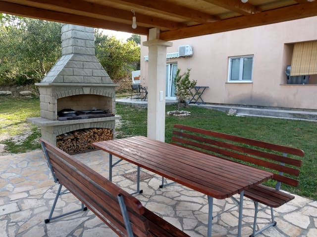 Apartment Jidra 4 with Terrace and Pool