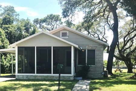 Cute Florida Cottage-Sand in Your Toes & BikeTrail
