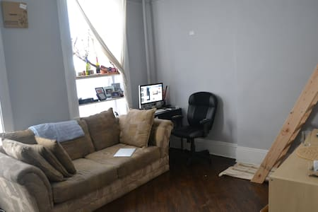 Private Room in 3 Bedroom Apartment - Brooklyn - Lejlighed