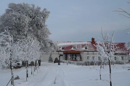 Dylewianka Organic Farm - Wysoka Wieś - 自然小屋