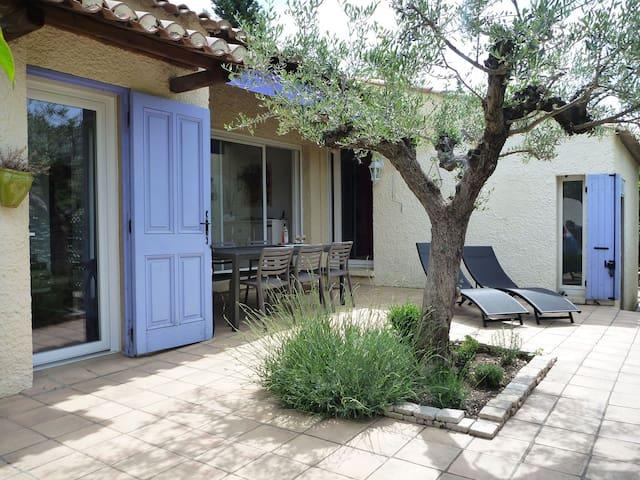 Maison de charme en Provence - Les Baux-de-Provence