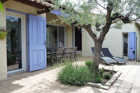 Maison de charme en Provence - Les Baux-de-Provence - Rumah