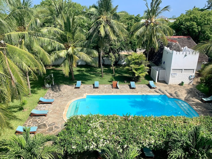 Exclusive Penthouse Studio 402C Diani Beach