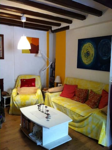 HOUSE IN CENTRE OF HISTORIC CITY OF VALLS - Valls - Dom
