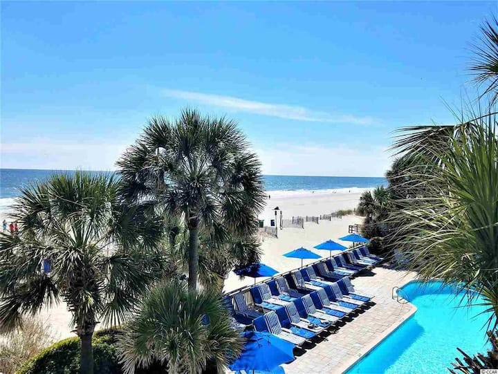 Ocean Views - Hotel Style Condo in Myrtle Beach