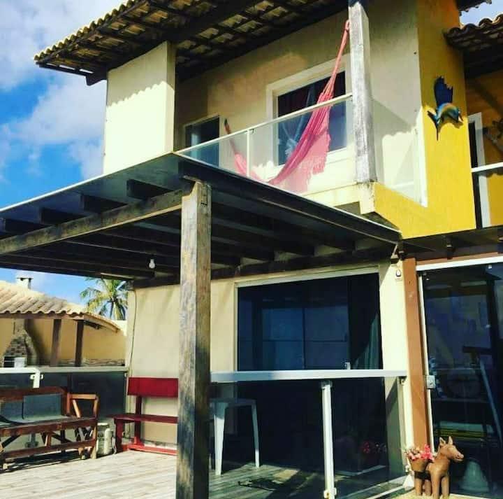 Alugo Village em Jauá (Pé na Areia)