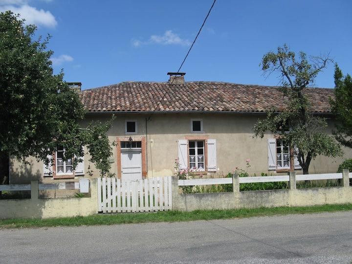 Leven naast God in Frankrijk.