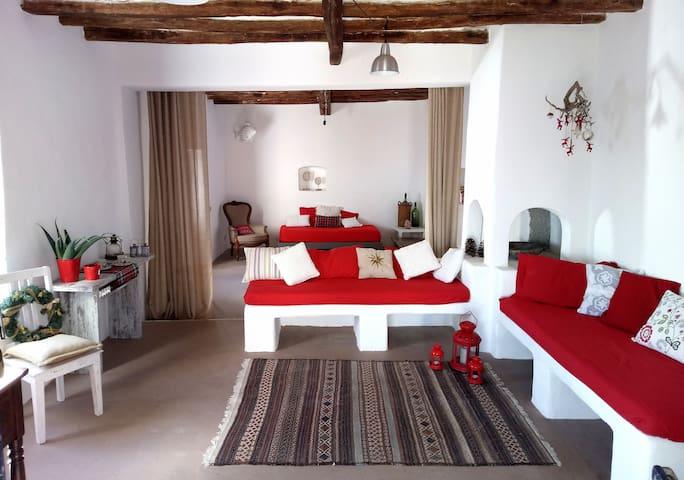 GIL'S Dream Special Christmas  villa + wifi