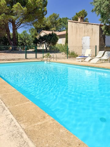 Tolles Haus mit schwimmbad & Wifi