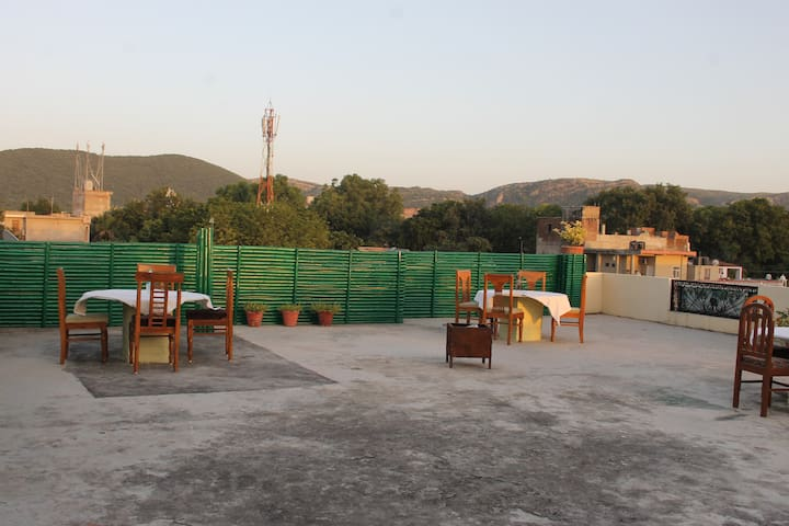 "Tiger Home Ranthambore "" Feels like Home """