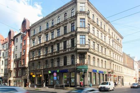 Great apartment in heart of Riga! - Riga - Wohnung