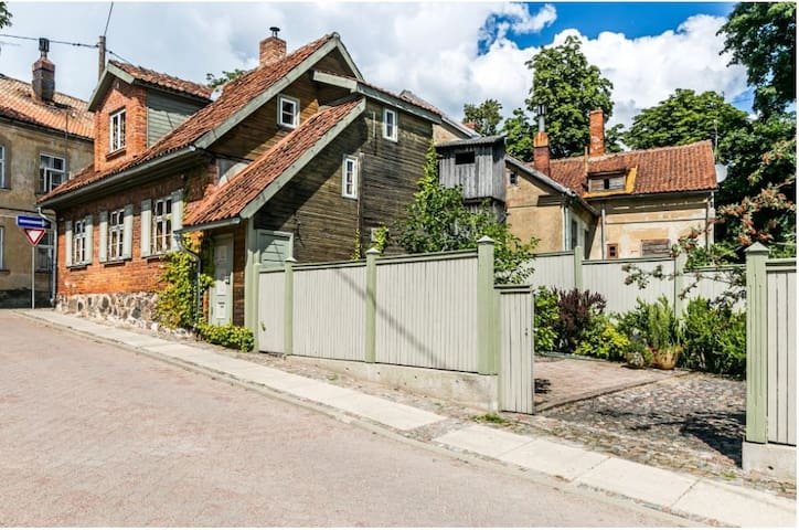 House in Goldingen
