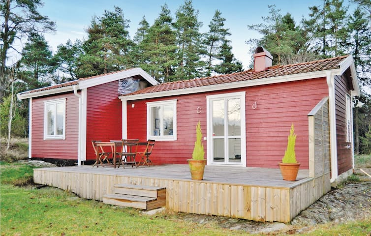 Holiday cottage with 2 bedrooms on 49m² in Henån