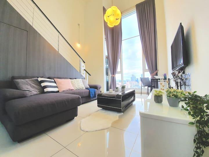 Kuala Lumpur | The Scott Garden Office Home!